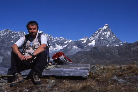 Donato Arcaro, 52 anni, è tra i pochissimi in possesso della licenza sia di guida turistica, escursionistica e naturalistica